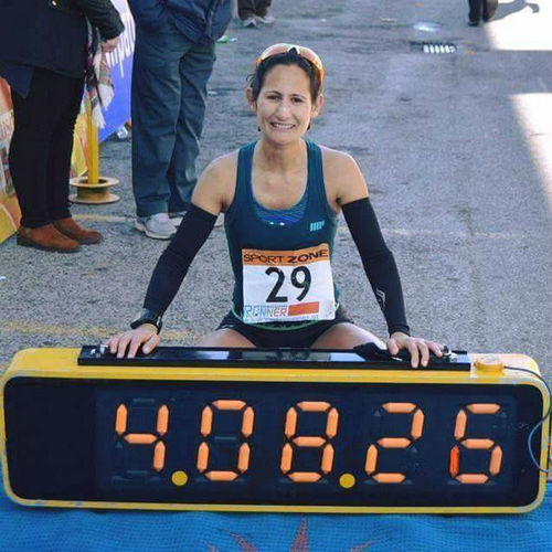 Ines Henriques World Record