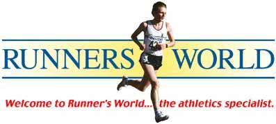 Runners World Melbourne - VRWC Sponsor